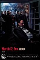 "The Sopranos - 11"" x 17"", FulcrumGallery.com brand"