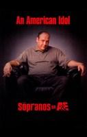 "The Sopranos - An American Idol - 11"" x 17"", FulcrumGallery.com brand"