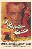 """The Magnificent Matador - 11"""" x 17"""" - $15.49"""