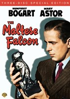 The Maltese Falcon DVD Fine Art Print