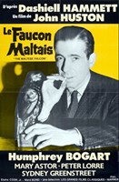 The Maltese Falcon Le Faucon Maltais Fine Art Print