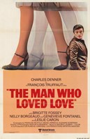 """The Man Who Loved Women - 11"""" x 17"""" - $15.49"""