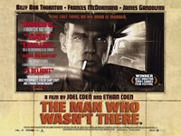 """The Man Who Wasn't There Billy Bob Thornton - 17"""" x 11"""" - $15.49"""