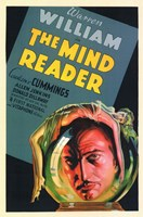 "The Mind Reader - 11"" x 17"", FulcrumGallery.com brand"