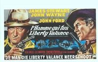 "The Man Who Shot Liberty Valance - 17"" x 11"" - $15.49"