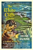 """The White Cliffs of Dover (movie poster) - 11"""" x 17"""", FulcrumGallery.com brand"""