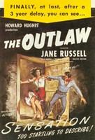 """The Outlaw Sensation! - 11"""" x 17"""", FulcrumGallery.com brand"""