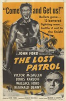 """The Lost Patrol - Come and get us! - 11"""" x 17"""" - $15.49"""