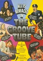 "The Groove Tube (characters) - 11"" x 17"""