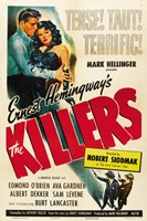 The Killers Robert Siodmak Fine Art Print