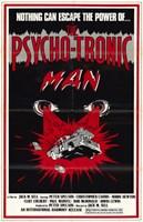 "The Psycho-Tronic Man - 11"" x 17"", FulcrumGallery.com brand"