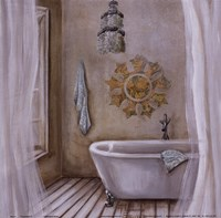 Crystal Bath II Fine Art Print