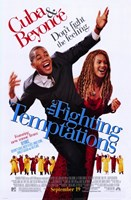 """The Fighting Temptations - 11"""" x 17"""""""