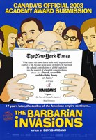"""The Barbarian Invasions - Newspaper - 11"""" x 17"""" - $15.49"""