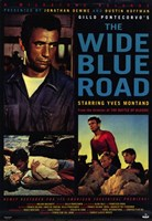 "The Wide Blue Road - 11"" x 17"", FulcrumGallery.com brand"
