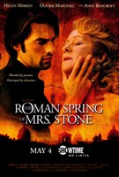 "The Roman Spring of Mrs. Stone - 11"" x 17"" - $15.49"