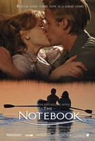 The Notebook Kiss Fine Art Print