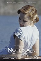 The Notebook Rachel McAdams Fine Art Print