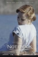 The Notebook Rachel McAdams Fine Art Print