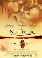 The Notebook In Theatres June 25 Fine Art Print