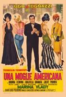 "The American Wife - 11"" x 17"""