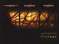 "The Village (movie poster) - 17"" x 11"""