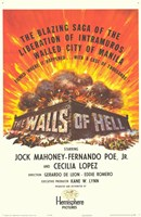 """The Walls of Hell - 11"""" x 17"""""""