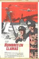 "The Mediterranean in Flames - 11"" x 17"", FulcrumGallery.com brand"