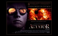 The Aviator Movie Fine Art Print