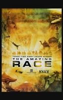 The Amazing Race TV Series Fine Art Print