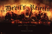 The Devil's Rejects Cast Fine Art Print