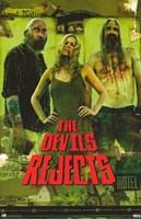 "The Devil's Rejects Baby Captain Spalding & Otus - 11"" x 17"""
