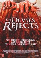 The Devil's Rejects Bloody Fingers Fine Art Print