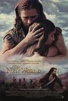 "The New World - 11"" x 17"""