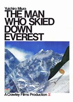 """The Man Who Skied Down Everest - 11"""" x 17"""" - $15.49"""