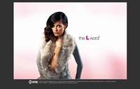 The L Word Helena Peabody Framed Print