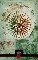 """The Da Vinci Code Hithto Shalt Thou Come But No - 11"""" x 17"""", FulcrumGallery.com brand"""