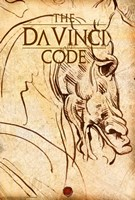 "The Da Vinci Code Horse Sketch Close Up - 11"" x 17"", FulcrumGallery.com brand"