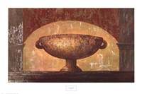 Vessel in Arch I Fine Art Print