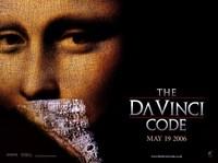 "The Da Vinci Code - 17"" x 11"", FulcrumGallery.com brand"