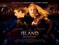 The Island - Scarlett Johansson Fine Art Print