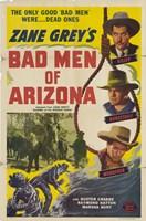 """The Arizona Raiders - 11"""" x 17"""""""