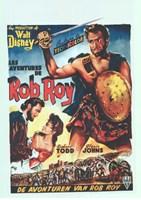 "Rob Roy the Highland Rogue - 11"" x 17"""