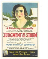 """The Judgment of the Storm - 11"""" x 17"""", FulcrumGallery.com brand"""