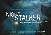 "The Night Stalker TV Show - 17"" x 11"" - $15.49"