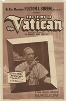 """The Story of the Vatican - 11"""" x 17"""""""