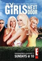 """The Girls Next Door - 11"""" x 17"""" - $15.49"""