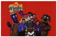 "The Wiggles - 17"" x 11"", FulcrumGallery.com brand"