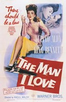 "The Man I Love - 11"" x 17"""