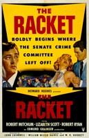 "The Racket - 11"" x 17"""